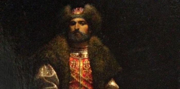 Василий I глазами художника Александра Шамкова.